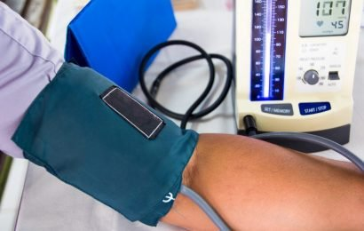 Blood pressure: From which values high blood pressure must be treated