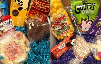 You Can Get Snacks From Disney World Delivered Straight to Your Door Every Month