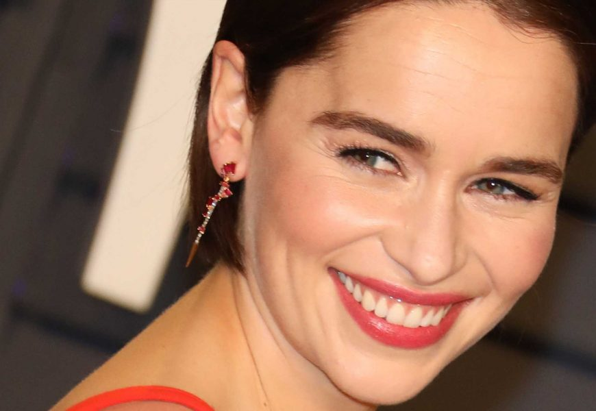 Emilia Clarke Just Opened Up About How 'Deeply Unattractive' She Felt After Brain Surgery