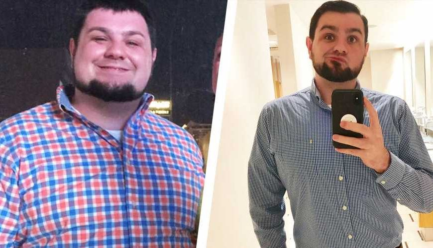A Vegas Pool Party Helped Motivate This Guy to Get Healthy and Lose 125 Pounds