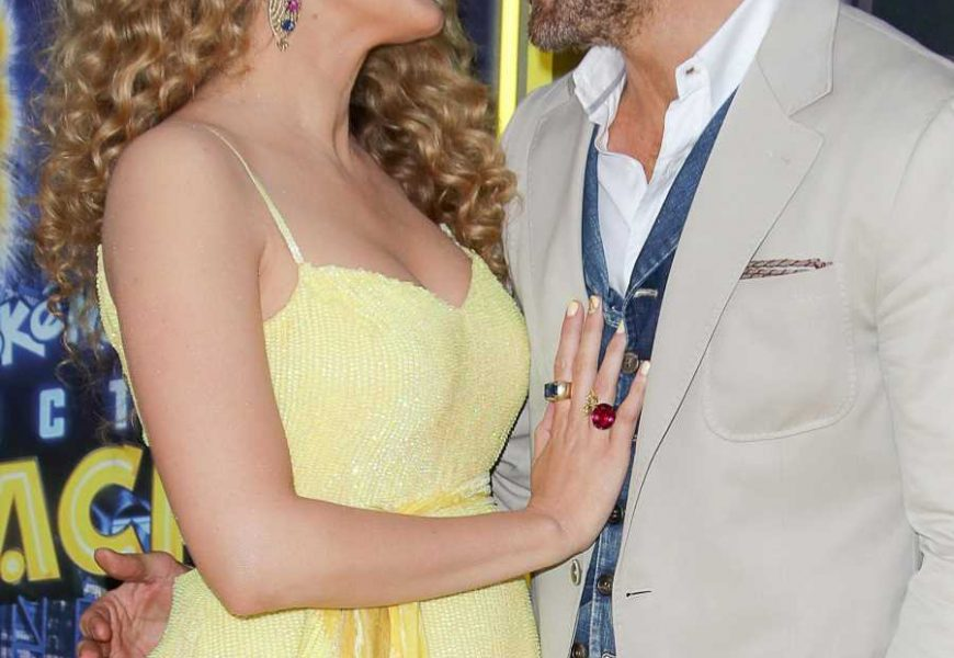 Blake Lively and Ryan Reynolds Expecting Their Third Child