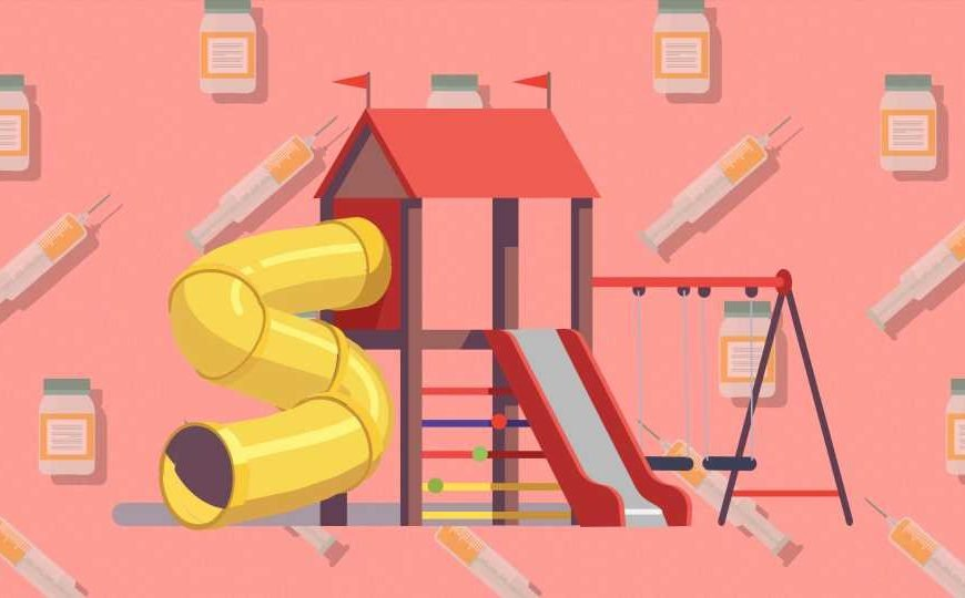 Should You Allow Your Kid to Have Playdates With Unvaccinated Kids?