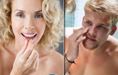 Vitamin B12 deficiency warning – the spots on your skin that could be something serious