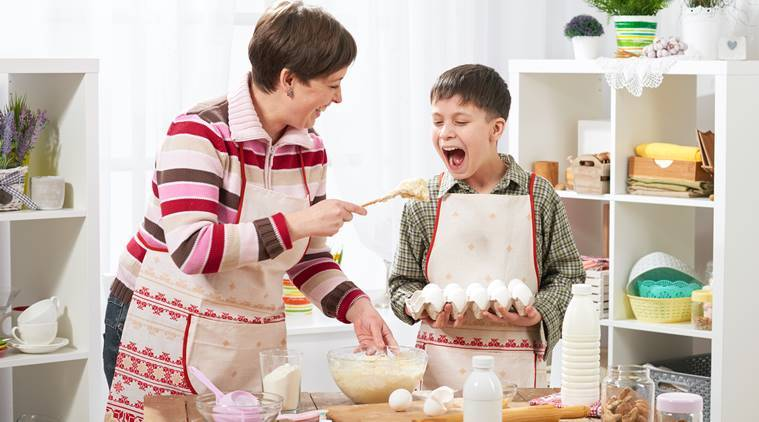 Cake pops to lasagna, try these easy recipes at home with your child