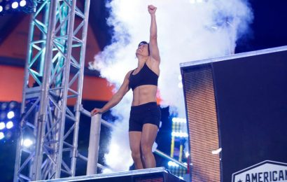 Sandy Zimmerman Just Became The Oldest Woman To Complete An 'American Ninja Warrior' Course