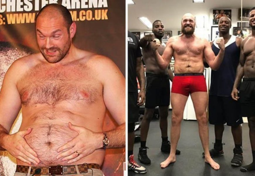 Tyson Fury weight loss: What is the 'Dirty Keto' diet? How the Gypsy King lost 10st