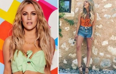 Caroline Flack weight loss: How the Love Island host lost a stone before filming began
