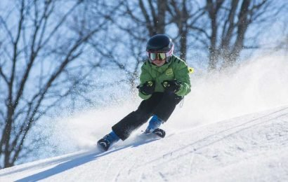 Researcher carving a new path for skier safety