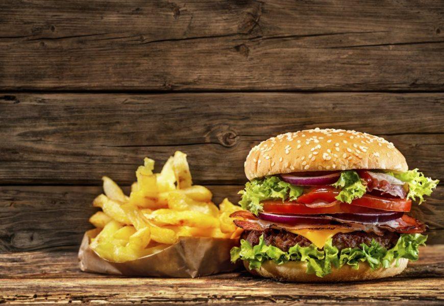 Junk food can be food allergies responsible