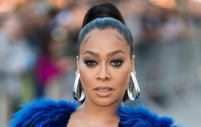 La La Anthony: Kim Kardashian and Newborn Son Psalm Are 'Doing Good'