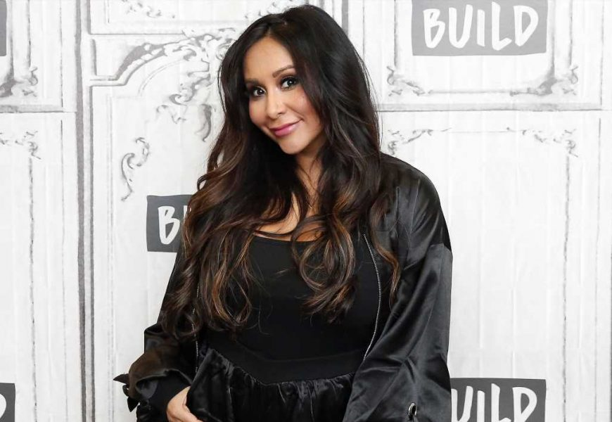On Duty! Snooki Shares Cute Pics of Her Kids With Newborn Son: 'My Squad'