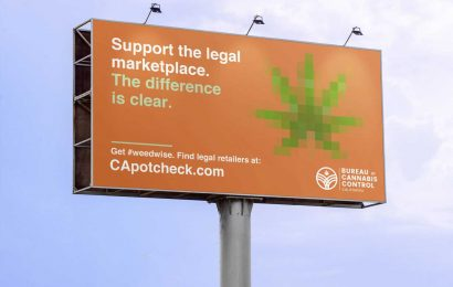Ads slamming illegal pot coming to cellphones