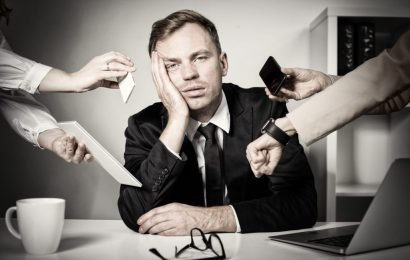 How stressed are You? New self-test power on harmful Stress to the attention of
