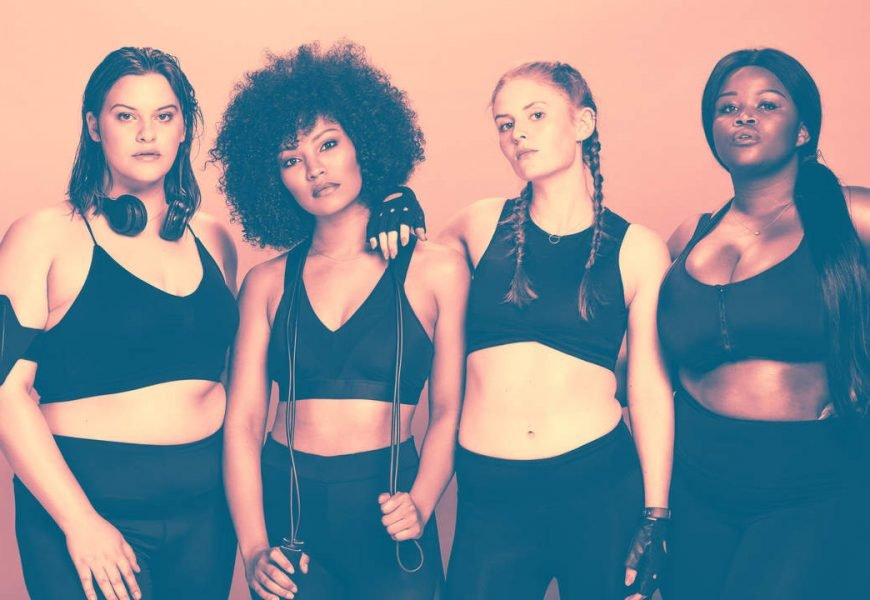 Why I Think the Backlash Against Nike's Plus Size Mannequins is Ridiculous As a Health Editor