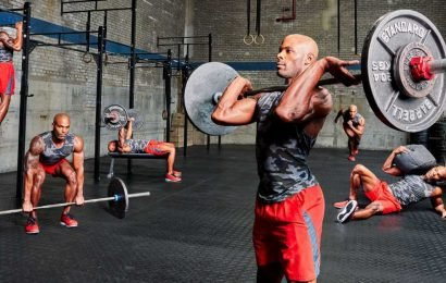 Build Invincible Strength With This Military-Grade Workout
