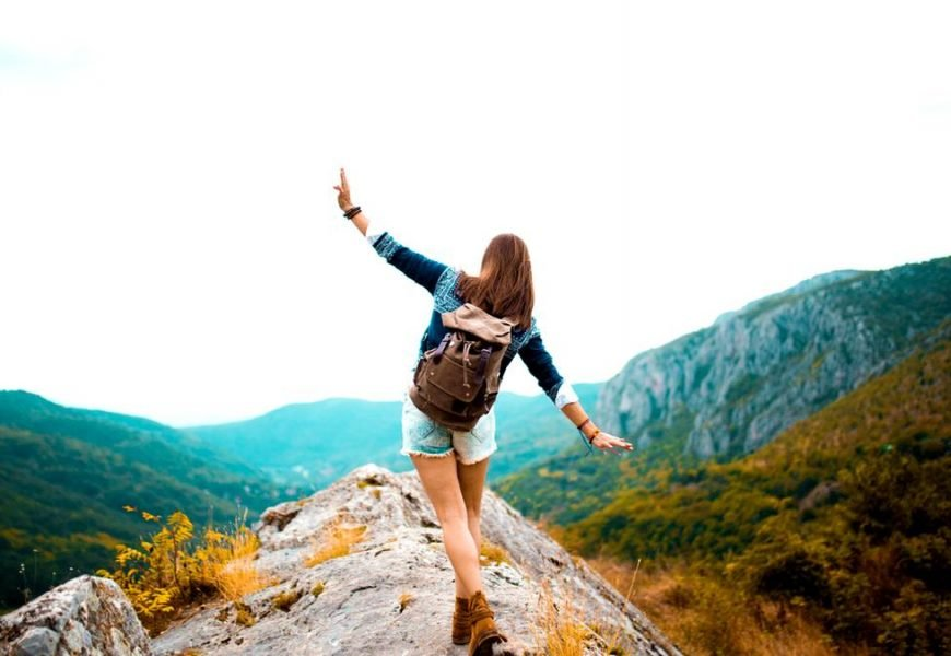Two hours in the nature make you happy and keep healthy – but the thing has a hook