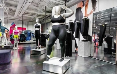 People Are Defending Nike After a Writer Called Their Curvy Mannequins 'Obese' and 'Gargantuan'