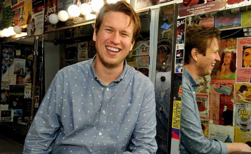 What Pete Holmes Learned About God by Masturbating