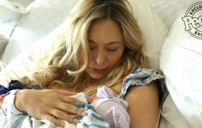 Southern Charm New Orleans' Reagan Charleston Welcomes Daughter Reece Ellis — See Her First Pic