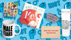 Father's Day Gifts for Dads Who Smash the Patriarchy