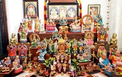World Doll Day: When Tanjore Golu dolls take centrestage