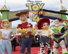 Toy Story 4 is here! Look out for these other kids' films in 2019