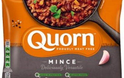 Protein from fungi used in Quorn 'builds muscle twice as fast as whey'