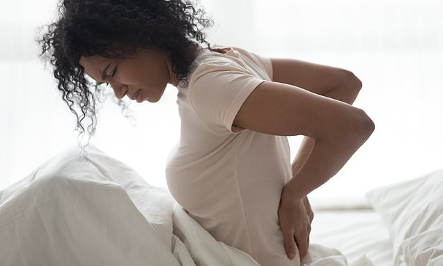 Stimulators implanted in the lower back can help restless leg syndrome