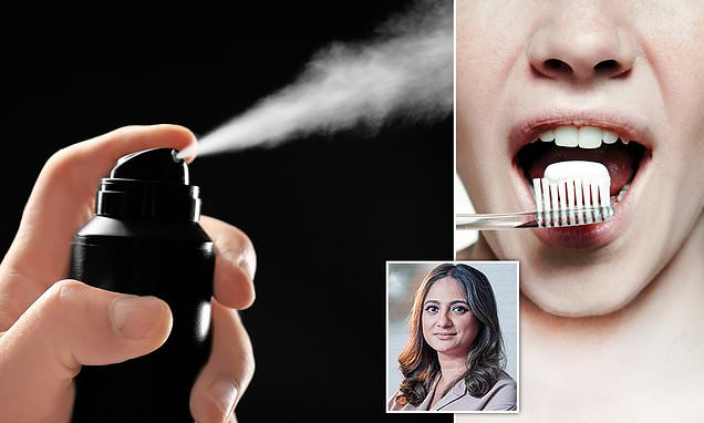 Agonising mouth ulcers? They might be caused by your toothpaste