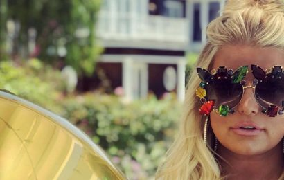 Jessica Simpson Just Posted A Bikini Photo To Celebrate Her 39th Birthday