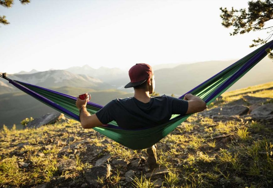Studies show there are major health benefits to going outside, even for just 15 minutes