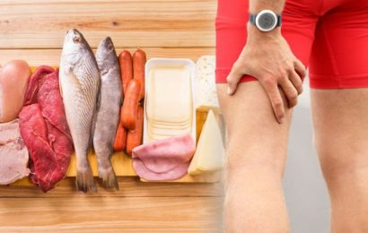 Vitamin B12 deficiency symptoms: The sign in your legs you could be lacking B12