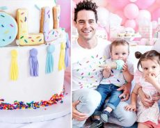 Inside Ali Fedotowsky's Daughter Molly's Ice Cream-Themed 3rd Birthday