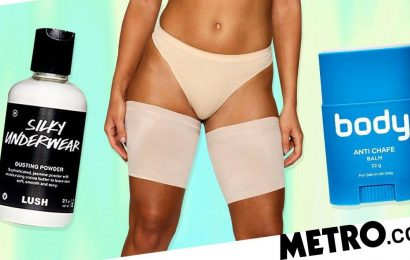 Suffering from chub rub? How to deal with chafing in the heat