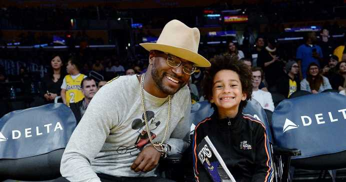 Taye Diggs Shares Key to Coparenting Son Walker With Ex-Wife Idina Menzel