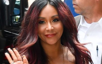 Snooki Just Opened Up About Having Sex After Childbirth