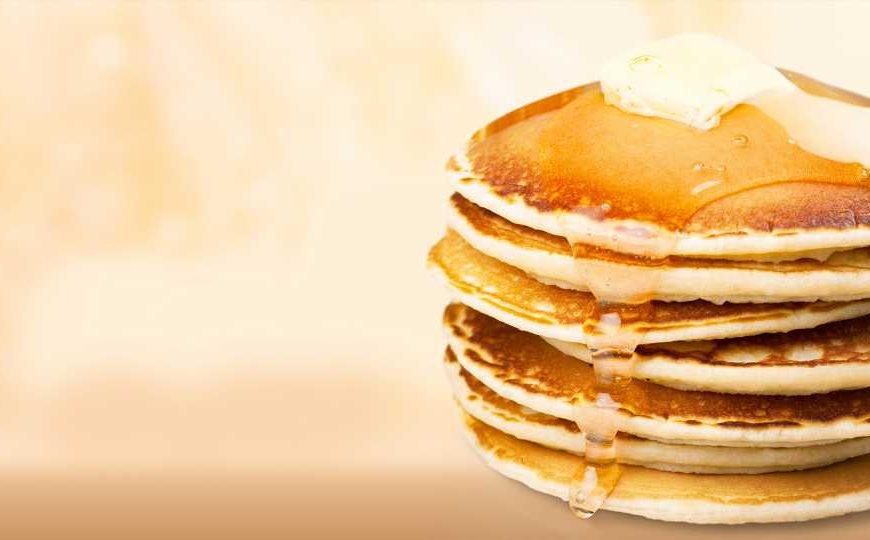 You Can Get a Stack of Pancakes at IHOP Today For Just 58 Cents