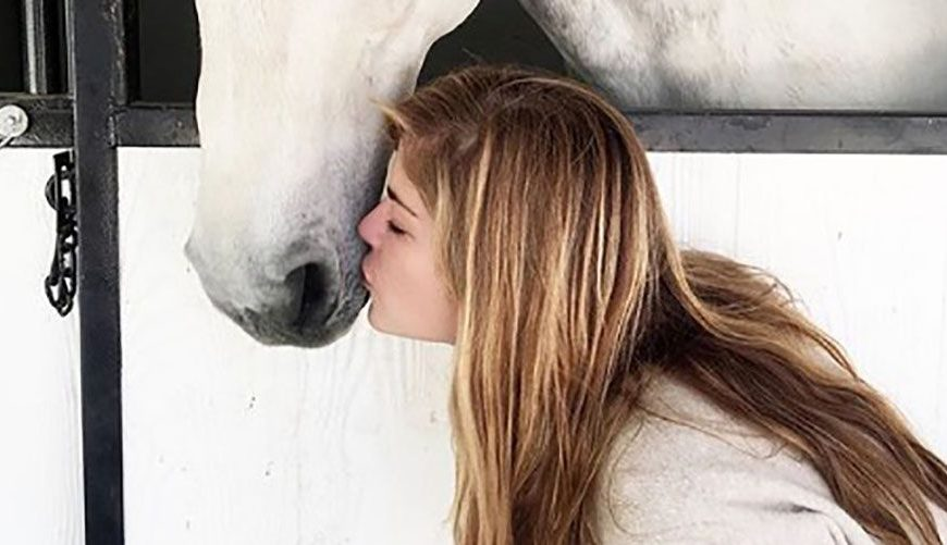 Selma Blair Just Posted A Sweet Photo Paying Tribute To Her Horse Amidst MS Battle