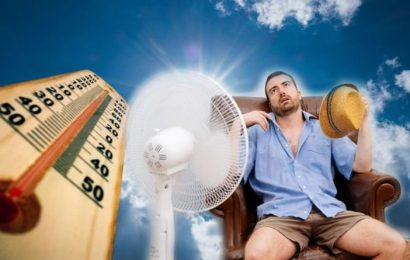 Hot weather: How to stay healthy in the heat – expert tips and advice