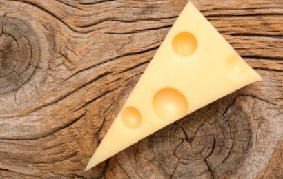 More cheese, less meat: The new eating advice for a healthy heart