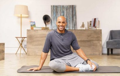 Boris Kodjoe Says He Doesn't Believe in 'Work-Life Balance' — How Fitness Keeps His Family Strong
