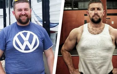 This Guy Altered His Diet and Training to Drop 65 Pounds and Pack on Muscle
