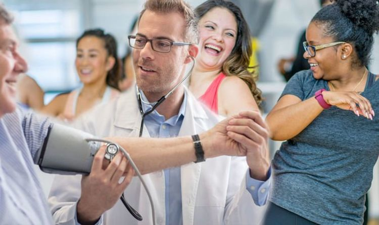 High blood pressure: Five ways to lower your readings – lifestyle changes to make today