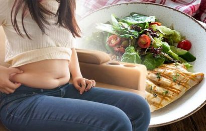 How to get rid of visceral fat: Best diet to follow to help lose the dangerous belly fat