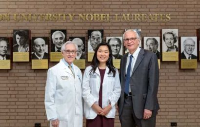 Medical student receives fellowship to study degenerative arthritis