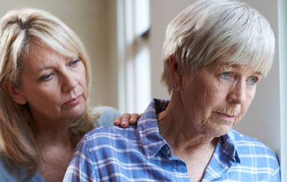 Dementia: family Caregivers suffer from lack of sleep