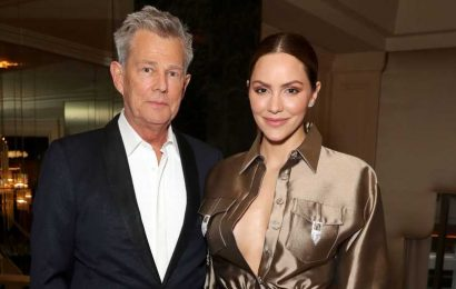 Baby Fever! Katharine McPhee Wants Kids With New Husband David Foster