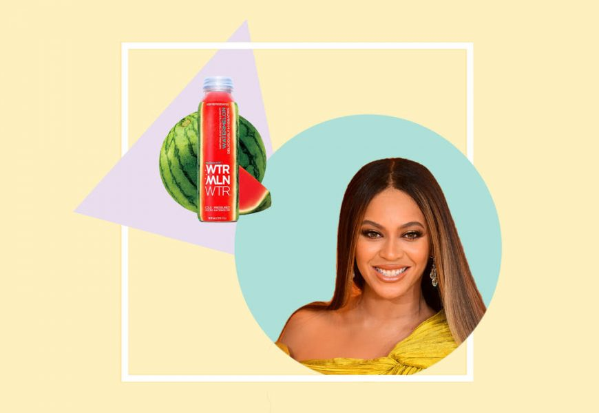 Beyonce Says You Should Swap Out Your Go-To Recovery Drink for This Trendy Alternative