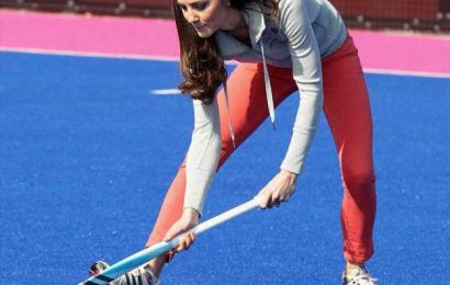 This is proof that Duchess Kate may be the most athletic royal ever