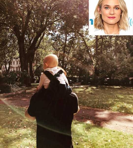 Diane Kruger Shares Rare Photo of Baby Daughter with Norman Reedus: 'Everything I'll Ever Need'
